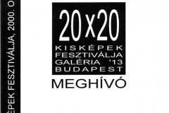 október 19. SZIN - TÉZIS 1997- 2000 Nemzetközi Kisképek Fesztiválja
