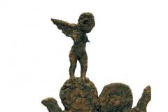 február 20. Gvárdián Ferenc szobrászművész tárlata