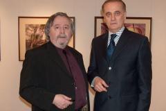 március 31. Bakallár József festőművész kiállítása születésének 65. évfordulója alkalmából.