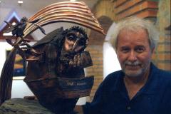 március 6. 17 óra Madarassy István ötvös - szobrászművész kiállítása
