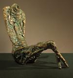 Gvárdián Ferenc szobrászművész kiállítása