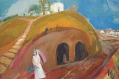 május 3. Bazsonyi Arany festőművész tárlata
