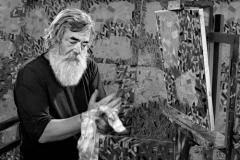november 8. Somogyi György festőművész tárlata