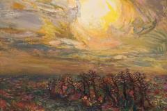 május 9 Vecsési Sándor Munkácsy-díjas festőművész  a Dunáért című kiállítása