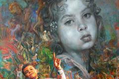 június 5. Hartung Sándor festőművész kiállítása 40. születésnapja alkalmából