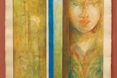 március 23. Decsi Ilona festő-grafikusművész kiállítása Hagyomány és szépség címmel.